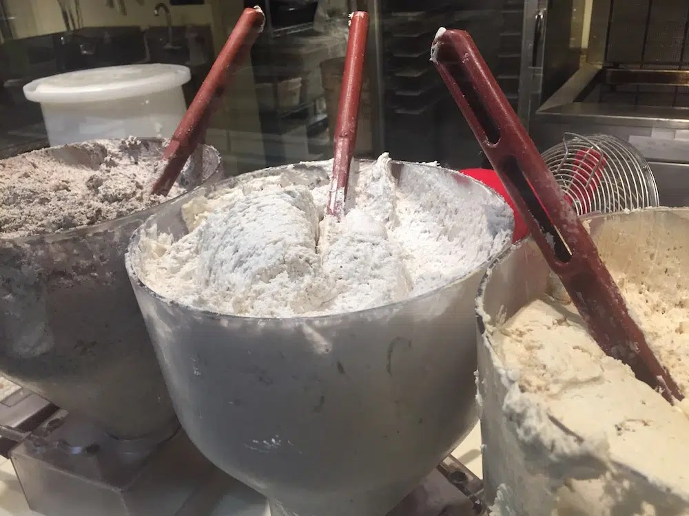 Pennsylvania Dutch... whipped cream?