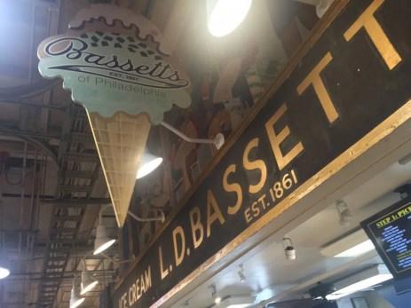 Bassett's Ice Cream