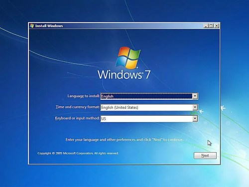 How to Install Windows 7 On your PC By USB Drive or DVD