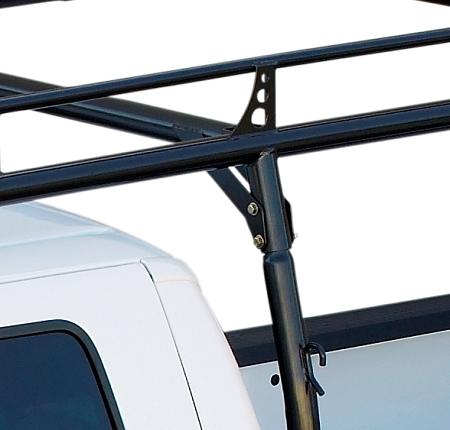 PROII Ext Cab Long Bed Heavy Duty Truck Rack
