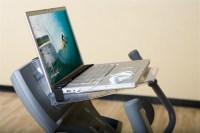 SurfShelf Treadmill Desk Laptop Holder Review ...