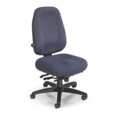 Office Chair Review Extra Large Folding Chairs Officemaster Paramount