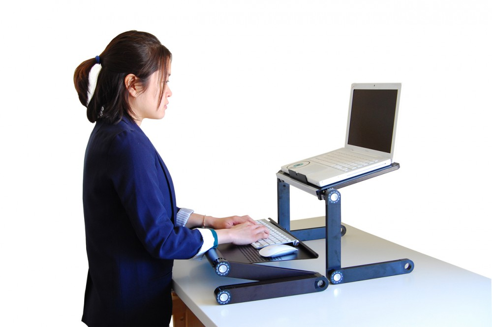 WorkEZ Sit Stand Workstation Review
