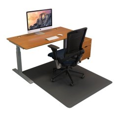 Desk Chair Mats High Activities For 1 Year Old Imovr Ecolast Hybrid Sit Stand Mat Review