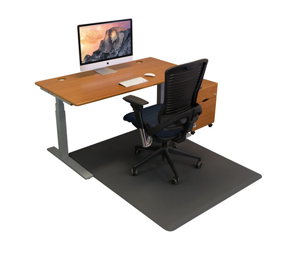 ergonomic chair mat folding seat covers imovr ecolast hybrid sit stand review