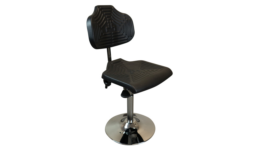 office chair review poundex dining chairs imovr tempo treadtop