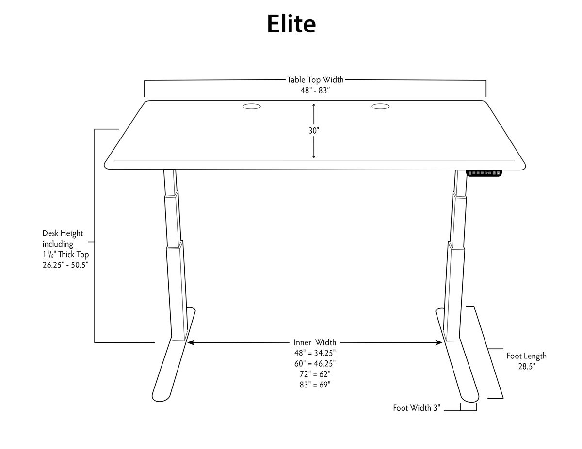 iMovR ThermoDesk Elite Stand Up Desk Review