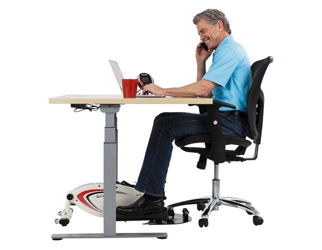 FitDesk Under Desk Elliptical Review