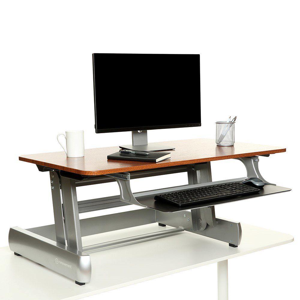 InMovement Elevate Desktop DT2 Standing Desk Review