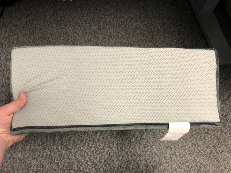 memory foam desk chair cushion kenny chesney blue bay hats jockey office footrest review