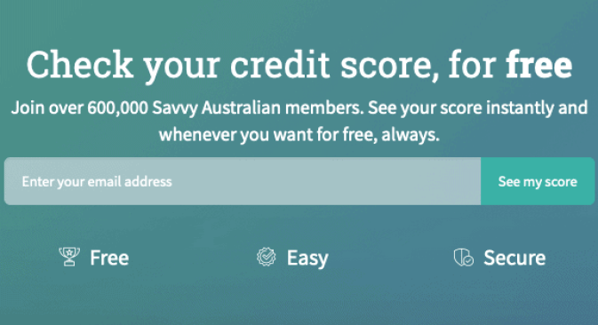 Form from Credit Savvy