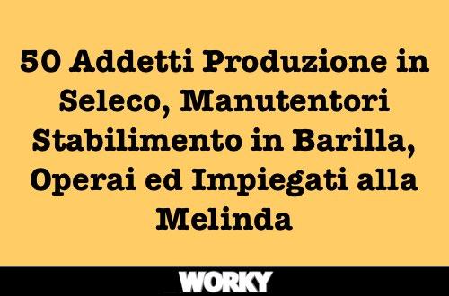 50 Addetti Produzione In Seleco Manutentori Stabilimento In