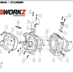 Mini Atv Loncin 110 Wiring Diagram Tao Tao 110 Wiring