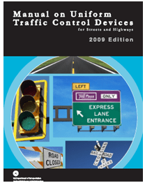 Overview Of The Manual On Uniform Traffic Control Devices