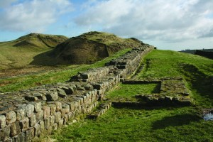 The Roman frontier