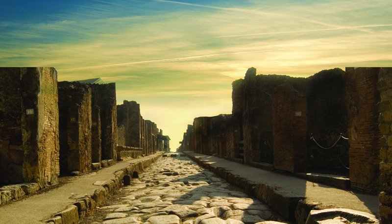 What's new in Pompeii