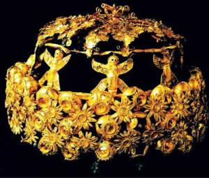 Queen Yaba's Tiara