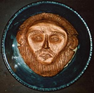 Agamemnon's death mask, credit: K Derham