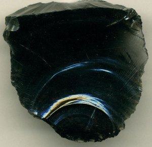 Obsidian-(from-the-USA)---credit-James-St-John
