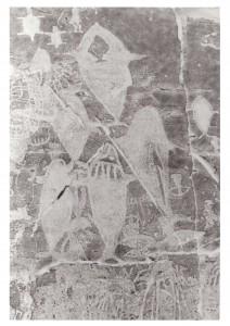 Whale Bangudae petroglyph, South Korea - CWA 63