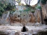 An Etruscan puzzle: Investigating the monumental tomb of Grotte Scalina