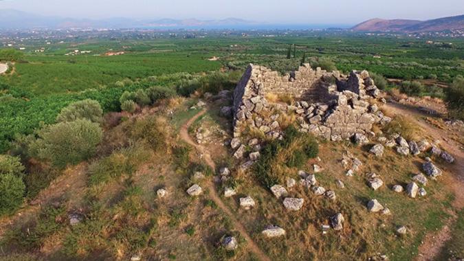 Travel: Pyramids of the Peloponnese, Greece