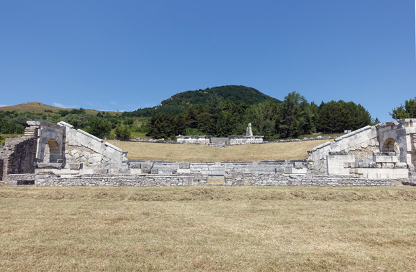 Theatre at Molise