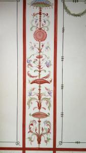 Aquincum plaster