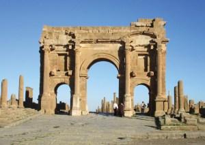 11-Timgad-Arch-of-Trajan
