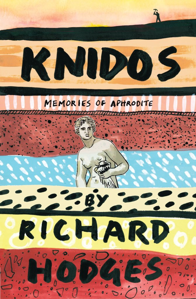 This image has an empty alt attribute; its file name is Knidos-Richard-Hodges-Book-Cover-2.jpg
