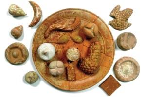 Pompeii Terracotta-food-(c)-Parco-Archeologico-di-Paestum