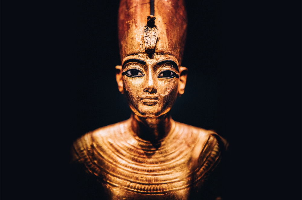 Tutankhamun: a teenager's journey to the afterlife