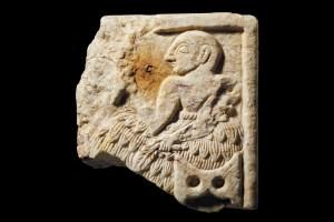 Sumerian-plaque