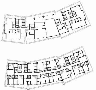 Vertical Courtyard Apartments Amateur Architecture Studio