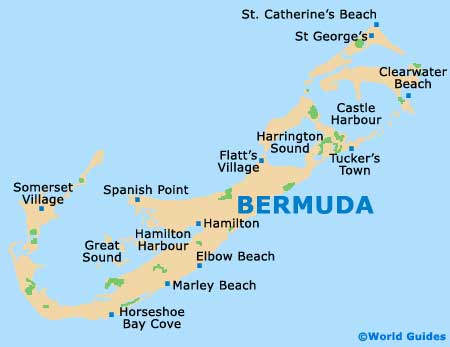 St Georges Maps and Orientation St Georges Bermuda