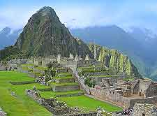 machu picchu landmarks and