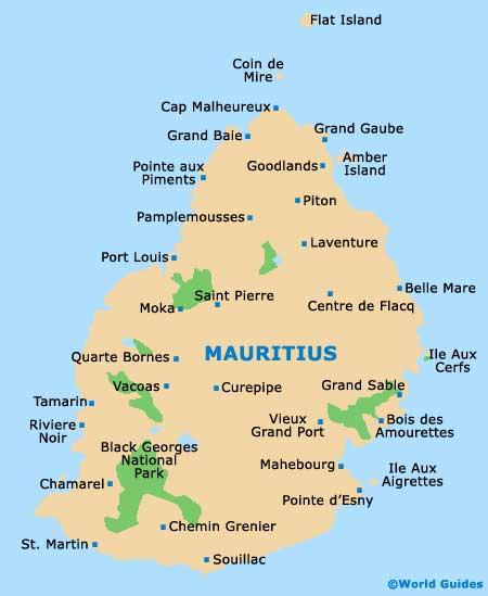 Port Louis Maps and Orientation Port Louis Mauritius
