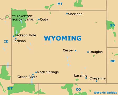 Wyoming State Societywyoming Facts Figures