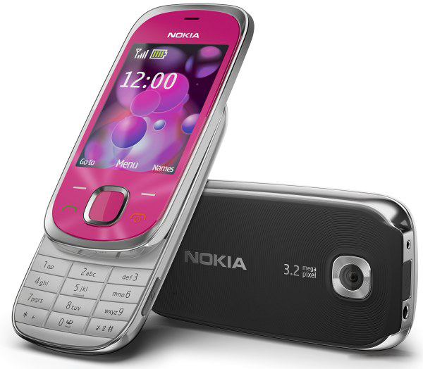 NOKIA 7230 GSM Phone World Import