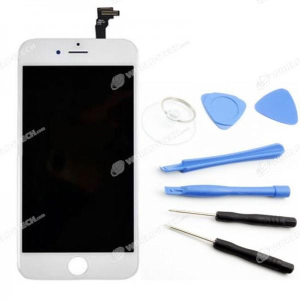 ecran lcd origine apple blanc iphone 6s kit outils offert