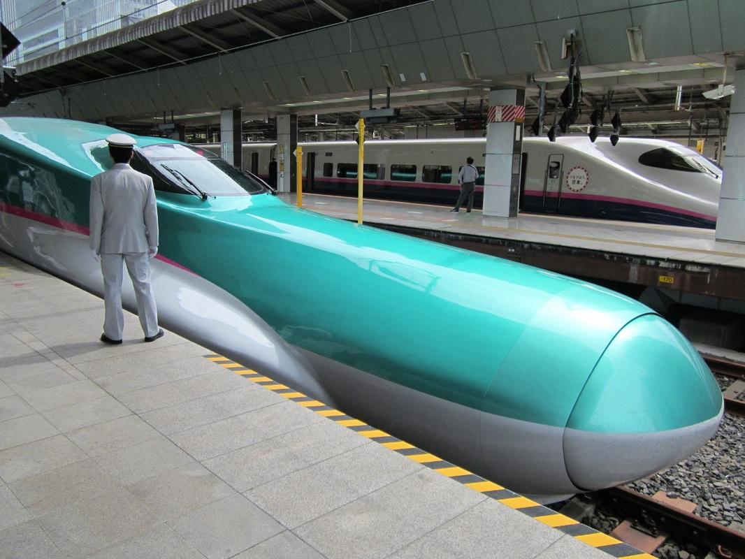 Toutsurtoutz Shinkansen Serie E5