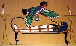 Ancient Egyptian Ba