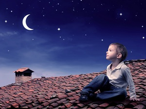 Many Children Have Lucid Dreams