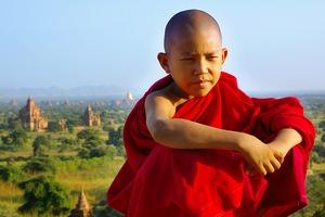 Tibetan Buddhist Monks Practice Dream Yoga
