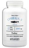 Assinatura Coleção Omega-3 óleo de peixe