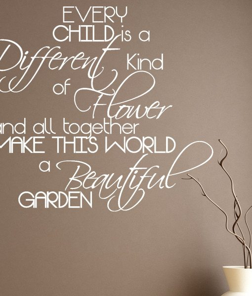 the living room with sky bar arabic style ideas every child is a different kind of flower quote wall ...