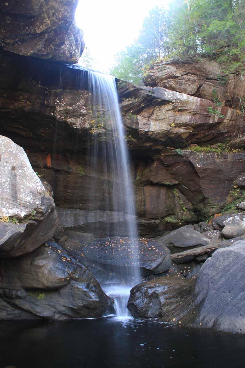 Eagle Falls Daniel Boone National Forest Kentucky USA