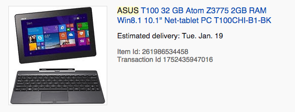 Choosing travel tech is challenging, but I finally landed on an ASUS transformer book for my RTW trip.