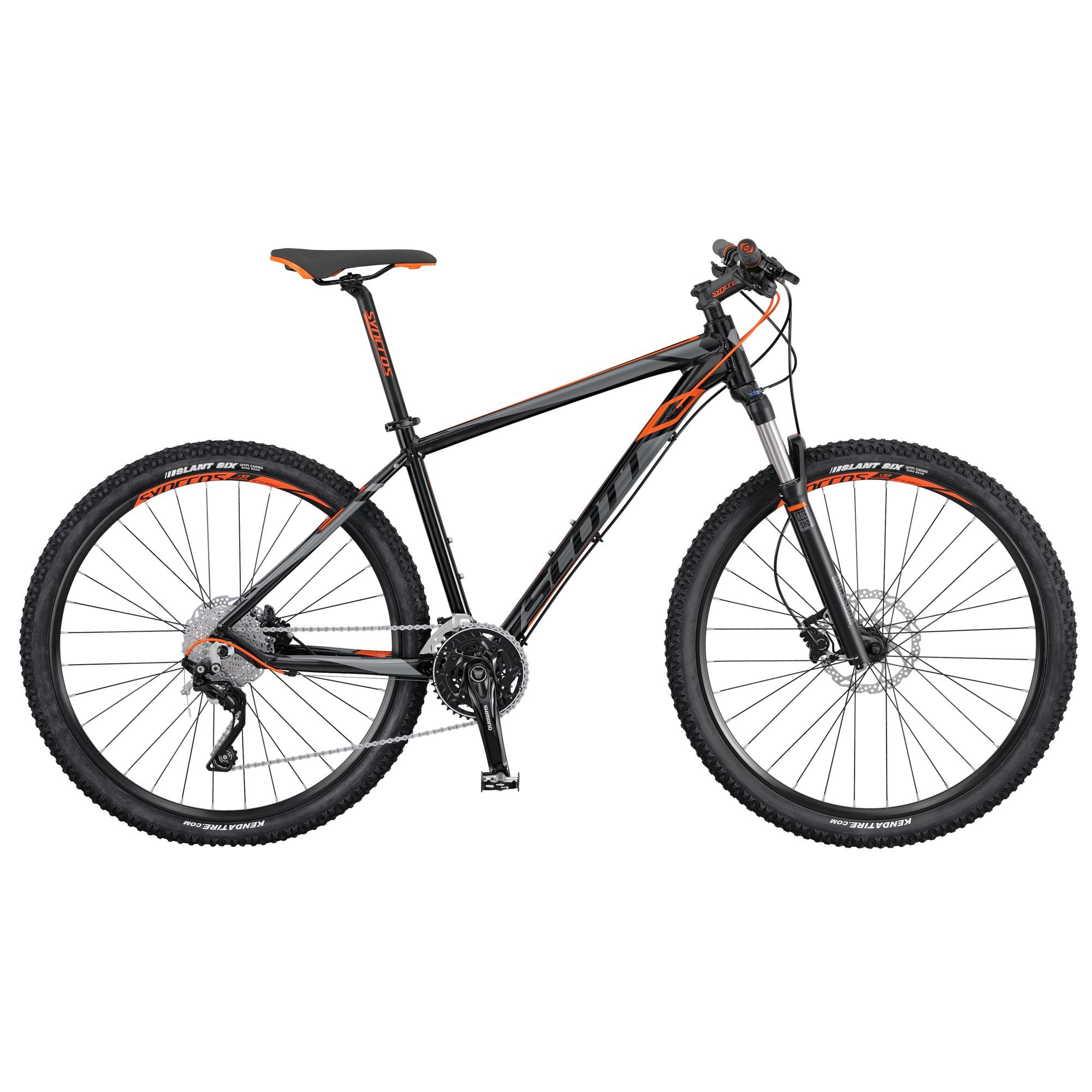 Test VTT Scott SCOTT Aspect 710 Bike 2016 (test / avis)