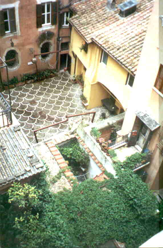 Rome bed and breakfast Historic Bed and Breakfast in Rome